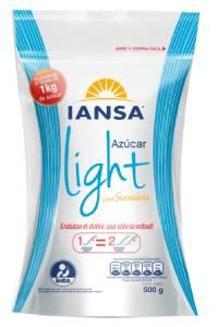 azucar hileret light calorias